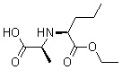 N-[(S)-1-Carbethoxy-1-butyl]-(S)-alanine